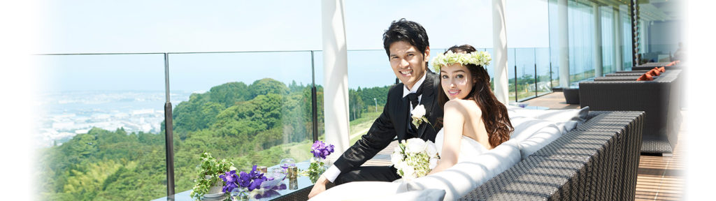 Wedding Services at the Nippondaira Hotel